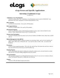 view the current list of forms and applications ob gyn resume