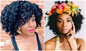 Spring Summer Hairstyles For Natural Hair Youtube