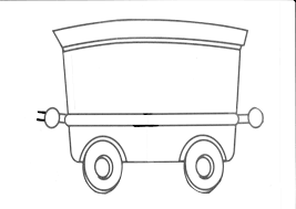 Coloriage Train Wagon Imprimer L Duilawyerlosangeles
