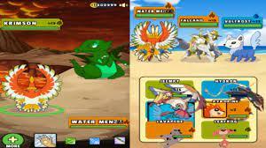 Game Pokemon Go (Dynamons 2 Mega Mod) Thu Phục Pokemon Mạnh Nhất Hệ Lửa -  Chơi Vui 789