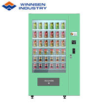What Is The Code For Vending Machines Best China Winnsen Vegatables Salad Vending Machine With Qr Code China