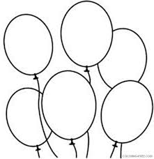 Popular balloon to color of good quality and at affordable prices you can buy on aliexpress. Printable Balloon Coloring Pages For Kids Coloring4free Coloring4free Com