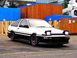 1986 Sprinter Trueno AE86 GT-Apex JDM Japan Auciton Purchase ...
