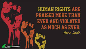 Human Rights Quotes Custom Human Rights Quotes With Picture Sayings About Human Rights