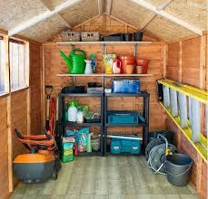 garden tool storage ideas for a