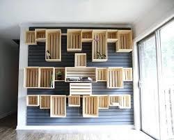 wood crate furniture diy. Wooden Crate Furniture Wall Wood Diy C