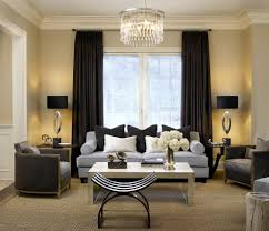 contemporary living room lighting. Chic Contemporary Living Room Crystal Chandelier Image 1 Of 13 Lighting H