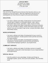 How To Write A Resume For A Part Time Job Greatest Help Me