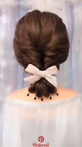 Bow účesy Přípravky Na Vlasy Návody Na úpravu účesu A Zapletené