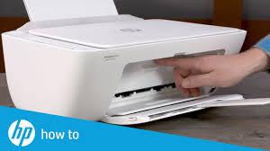 Hp Deskjet 2600 Light Blinking How To Fix A Carriage Jam On The Hp Deskjet 2600 All In One Printer Series Hp Deskjet Hp