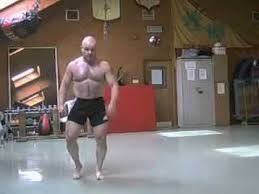 performing bas rutten s boxing cd workouts