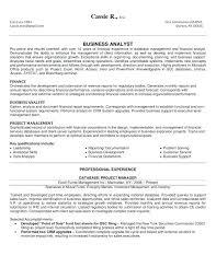 Financial Resume Examples Inspiration Gis Job Resume Examples Analyst Exquisite Design Financial Sample