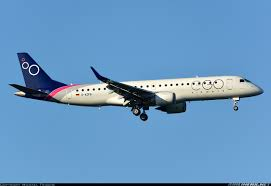 Embraer 190AR (ERJ-190-100IGW) - EGO Airways | Aviation Photo #6108147