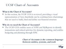 Ucsf Chart Ucsf Health Chart Of Accounts Overview For Cost Center