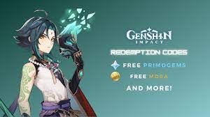 New Genshin Impact Redeem codes for ...