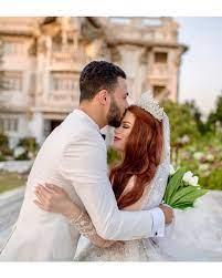 من هي زوجة احمد رمضان بيكهام لاعب الاهلي – دنيا المشاهير