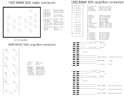 1998 bmw radio wiring diagram 1998 wiring diagrams