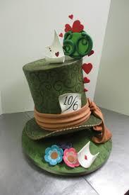 Mad Hatter Cake Designs Citycakes Citycakes Ny