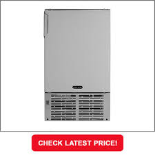 under cabinet ice maker. Whynter MIM-14231SS 14\u201d Undercounter Automatic Marine Ice Maker With 23 Lb Daily Output, Stainless Steel Under Cabinet A