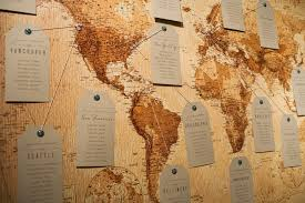 Map Seating Chart Wedding World Map Seating Chart Soon To Be Goff In 2019 Seating
