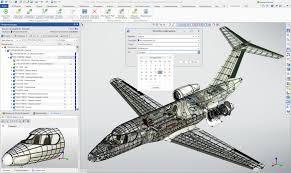 Как я моделировал самолет в T-FLEX CAD 17