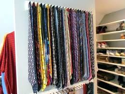 wall tie racks closet storage solutions belts ties mounted tie rack wall mounted motorized tie racks wall mounted tie racks closets