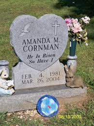 Amanda M. Cornman (1981-2004) - Find A Grave Memorial
