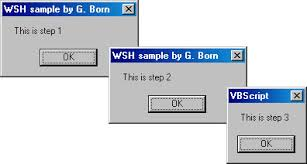 Vbscript Msgbox Chart Numbers Using The Msgbox Function In Vbscript