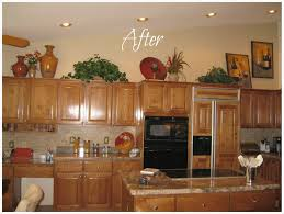 modern decor above kitchen cabinets fabulous interior design ideas you can choose from several design options