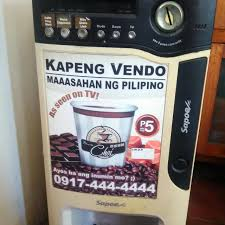 Barista Choi Coffee Vending Machine Manual Delectable Barista Choi Vendo Kitchen Appliances On Carousell