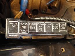 twinturbo net nissan 300zx forum more info on killing the all the way to the right is the fuse for the fuel pump ignition coils and the injector voltage the injector voltage is the voltage which is always applied