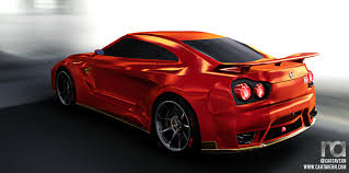 The 2018 Nissan GTR R36 Concept Becomes a Reality - Car Tavern
