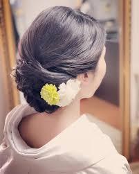 結納当日の髪型はコレ和装洋装別のヘアスタイル8つfeelyフィーリー