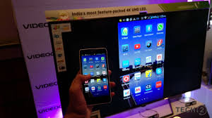 First Impressions Videocon S 4k Uhd Led Tv Arrives In India