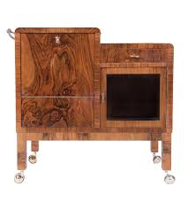 Art Deco Bar Cart Modernism