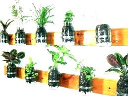 hanging wall planters bunnings garden planter outdoor plant how to hanging wall