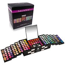 shany all about that face makeup kit all in one makeup kit eye shadows lip colors more