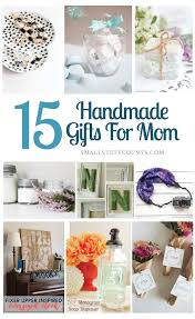 Check out these DIY gift ideas, all easy to create and perfect gifts for  your
