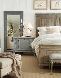 Hooker Furniture Bedroom Boheme Laurier King Panel Bed 5750-90266-MWD