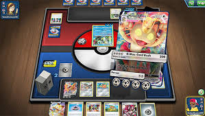 play trading card game pokemon
