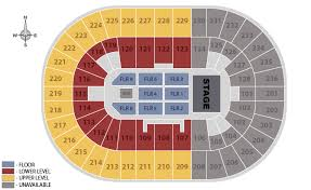 Seating Chart First Ontario Centre Firstontario Centre Hamilton Tickets Schedule Seating