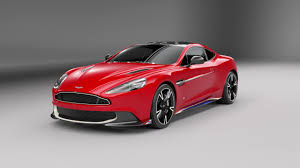 Aston Martin Vanquish S Red Arrows Edition Unveiled