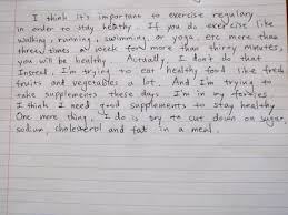 essay about staying healthy health essay essay bookrags com