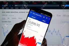 Canada Stock Index Chart Montreal Canada January 10 2019 Dow Jones Industrial Average