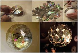 20 Brilliant Recycle Old CDs Craft Ideas  Reuse Recycle Reuse Diy Dvds