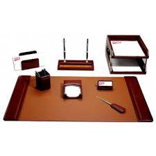 bonded leather desk set 6 piece pink. D3020 · Mocha Leather 10-Piece Desk Set Bonded 6 Piece Pink M