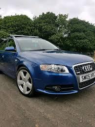 2005 Audi a4 s line estate (avant) 2.0 tdi in metallic Mauritius ...