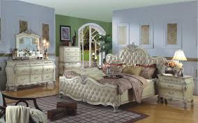Ornate Bedroom Furniture The Paris Antique White Bedroom Collection 11568