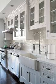 Small Picture Best 10 White galley kitchens ideas on Pinterest Galley kitchen