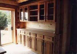 Western Red Cedar Kitchen 2 Precision Coach